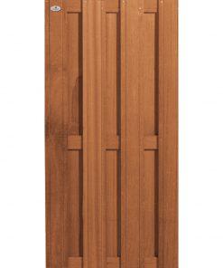 Bangkirai Hardhouten Tuinscherm 90x180cm 103381
