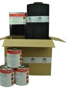 EPDM dakpakket breedte 750 cm