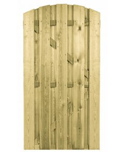 CarpGarant Grenen toog deur 180 x 90 cm 1432