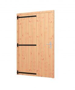 Opgeklampte deur XL enkel