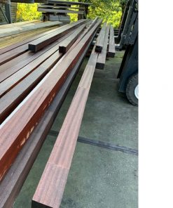 Hardhouten regel 55 x 70 mm SALE