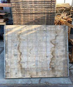 Lariks steenschot 115 x 140 x 5 cm