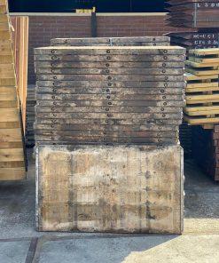Lariks steenschot 70 x 120 x 4 cm