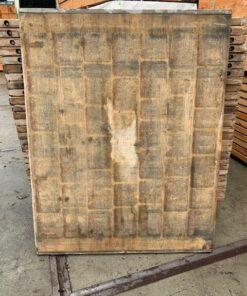 Lariks steenschot 112 x 140 x 4,5 cm