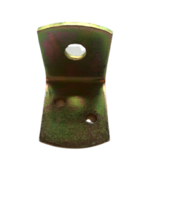 L-beslag Geel verzinkt zonder schroef