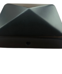 Afdekkap piramide Zwart