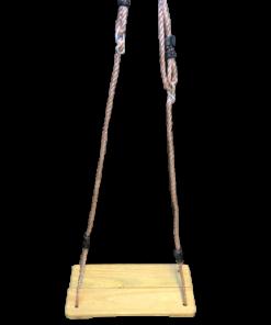 Schommelzitje hout